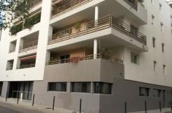 A louer P2 Nîmes centre avec garage
