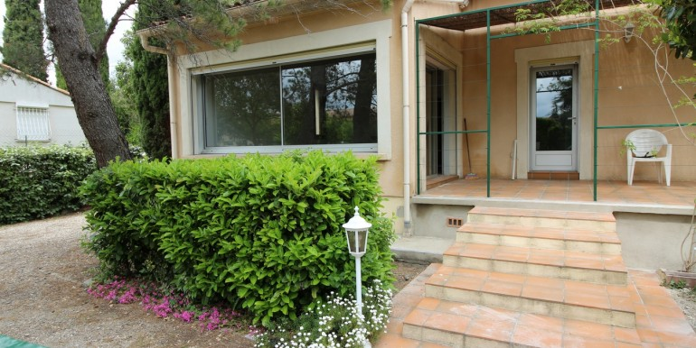Villa P3 Arrière