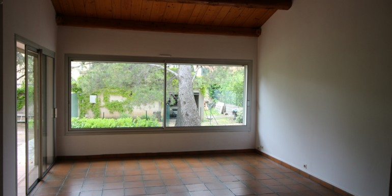Villa P3 Séjour szur jardin